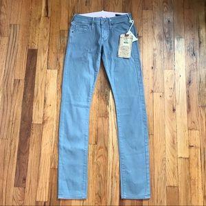 NWT True Religion skinny jeans sz 25
